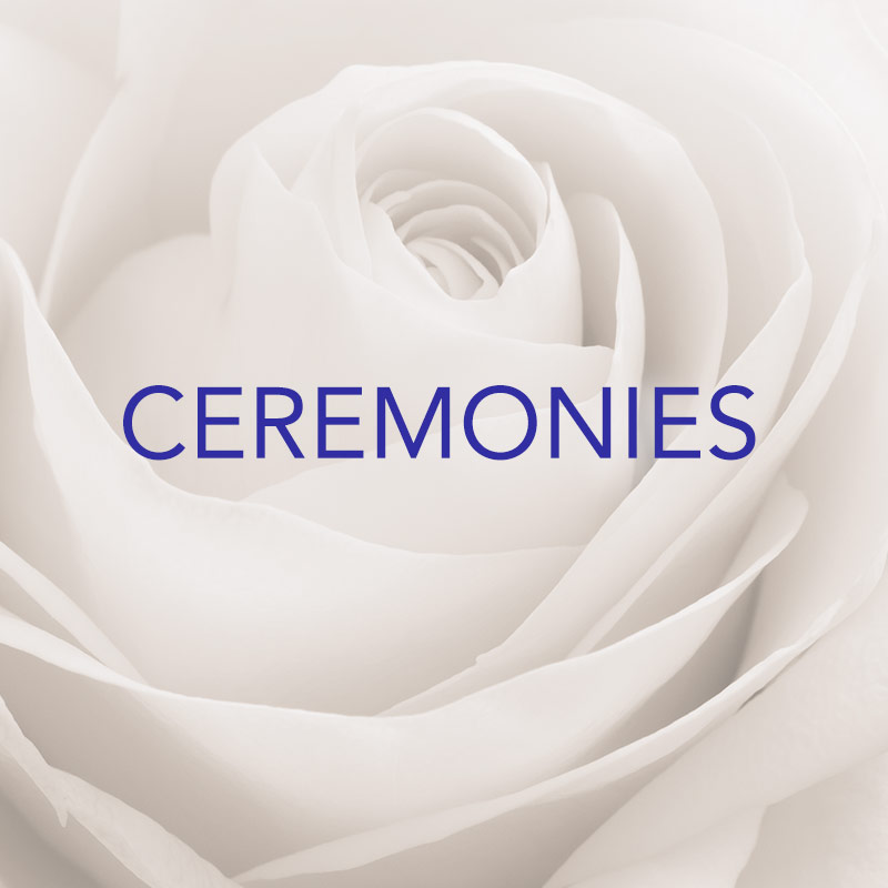 Wedding and Funeral Ceremonies
